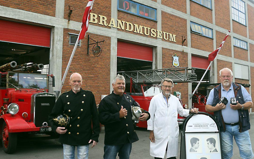 Flotte besøgstal på Brandmuseet