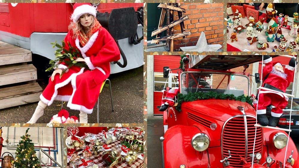 Julemarked 2019 i Det Gamle Gasværk